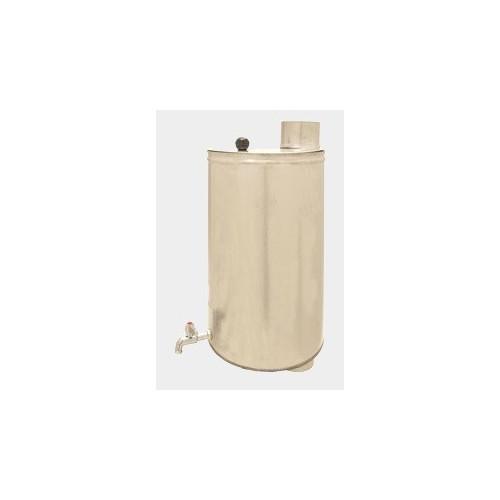 Rökrörsmonterad vattentank