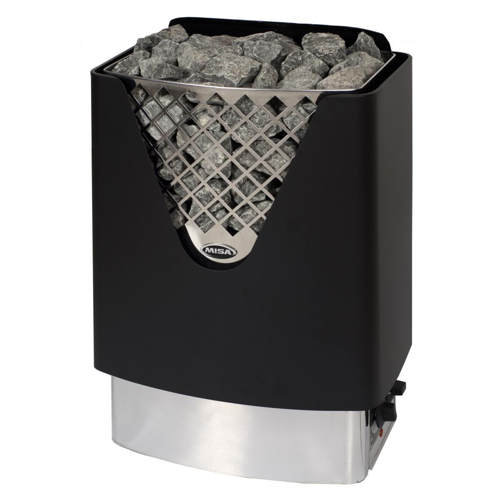 ACE 6 kW med 40 kg stenmagasin