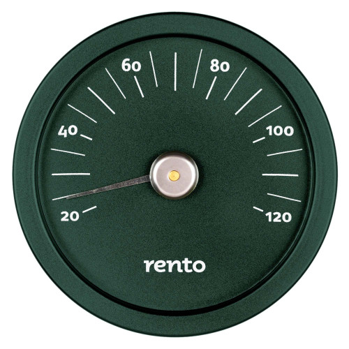 Bastu termometer Enrisfärg
