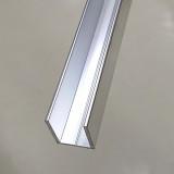Aluminiumprofil blank