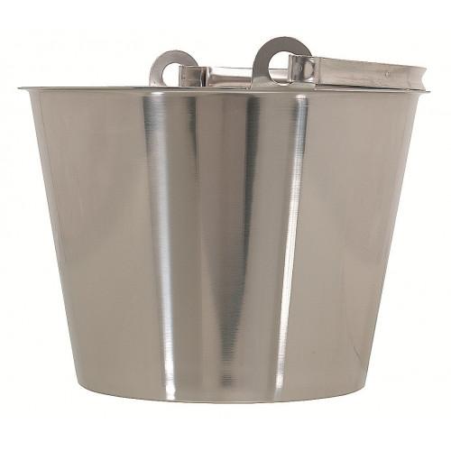 Hink 8 liter för offentlig bastu