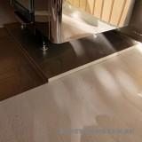 Brandskydd golv 600x900 mm för vedeldade bastuaggregat, rostfri plåt överst och 2st underliggandebrandklassade skivor