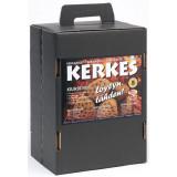 Kerkes keramiska bastusten18 kg med två storlekar tetraformade toppstenar och en sorts motståndssten