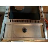 Misa bastuaggregat 11108 med vattentank 17100, rymd 26 liter, monteras på valfri sida
