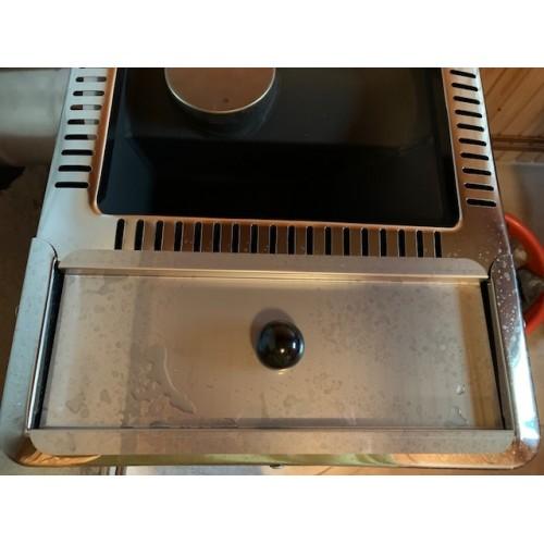 Sidomonterad vattentank 26 liter passande Misa 11108