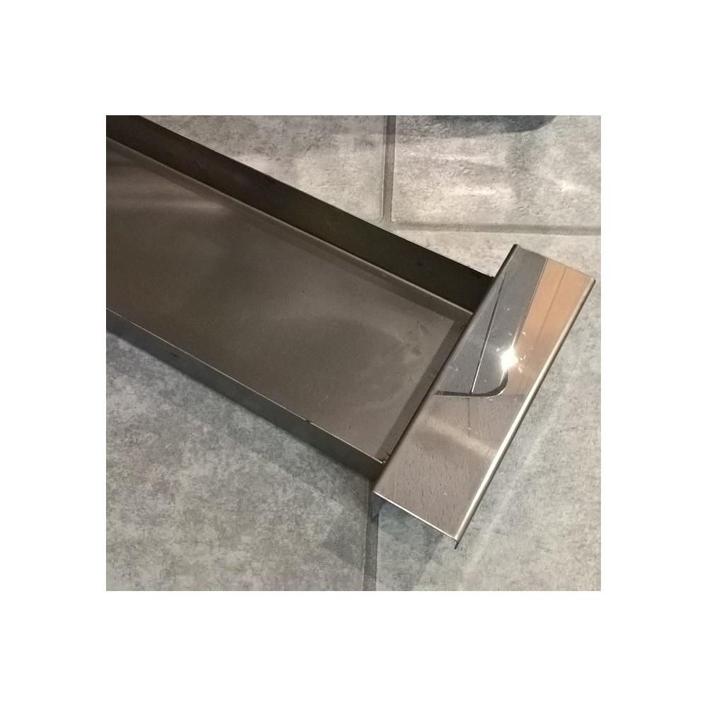 Asklåda 21x58 cm till Misa bastuaggregat art11406, 11408 mfl