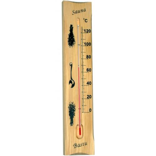Bastutermometer 63x322 mm