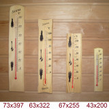 Bastutermometer modell större