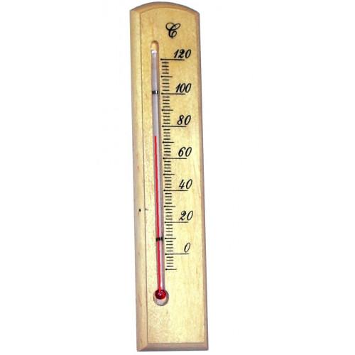 Bastutermometer 43x200 mm