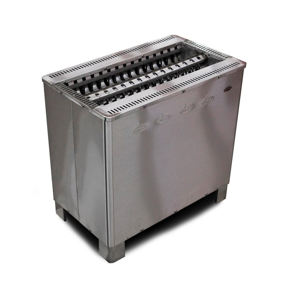Bastuaggregat 20 kW för kontinuerlig drift i simhallsbastu Klicka för broschyr