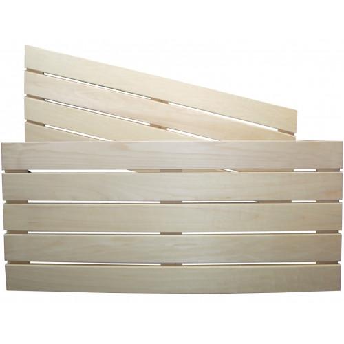 Bastulav special för den lilla bastun, priset avser 2 nivåer av bastulav med max längd 1,1 meter