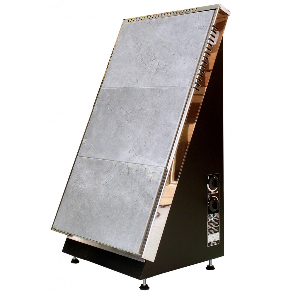 Laavu bastuaggregat 6 kW för bastu 5-8 m3