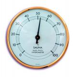 Hygrometer för bastun med Tysk precision
