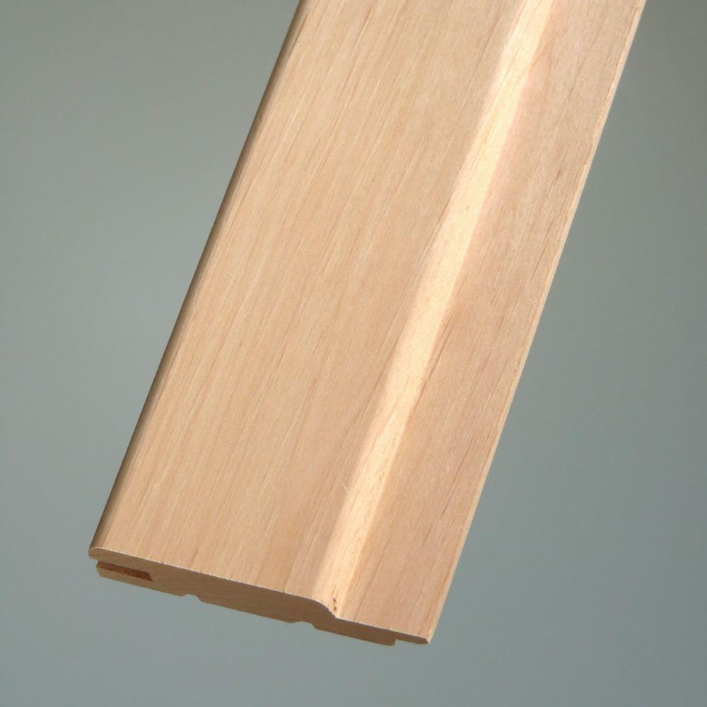 Vacker bastupanel i Al 15x68 mm