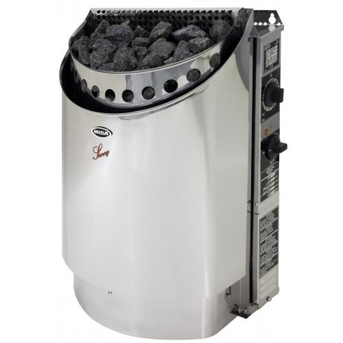 Sunny 12575RR, 8 kW för bastu 6-11 m3