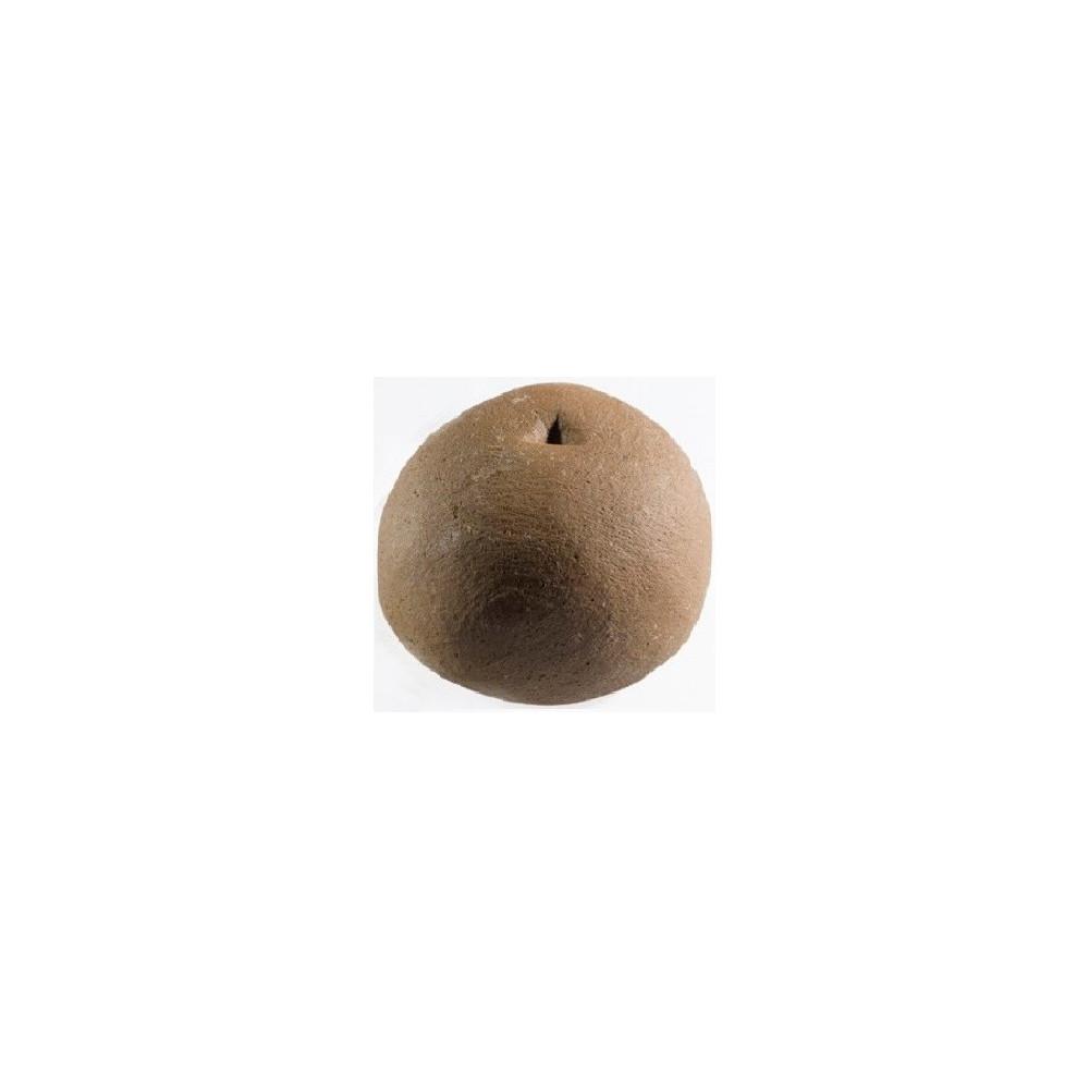 Stor kula används i bottenlager i mycket stora vedeldade bastuaggregat typ Misa 11406 och större